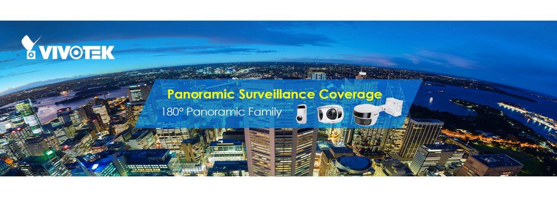 VIVOTEK Panorama Overvågning