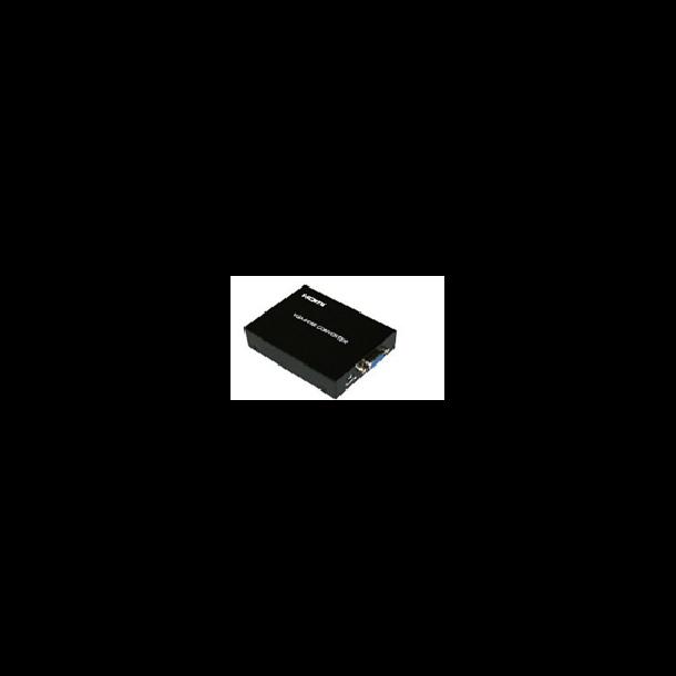 VGA til HDMI Konverter