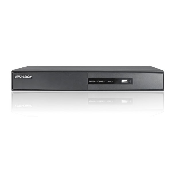 DVR Hybrid 8 Channel, 2 Bay Max 8TB, HDMI / VGA Output, 10/100/1000, 2x USB