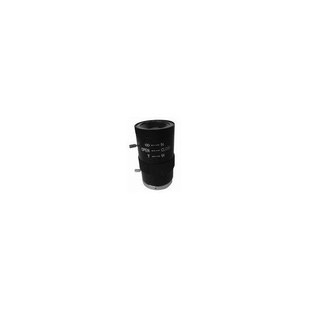 Lens 6-60mm. F1,4. CS Mount. 1/3 Manual Iris.