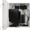 GDPR væg skab NVR/DVR for Monitor/Rack Hvid