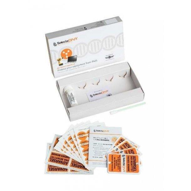 SelectaDNA 100 Mærknings Virksomheds Kit