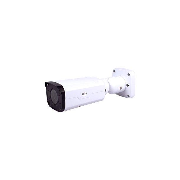 4 MP Outdoor Bullet IP66 IK10 (-35c), 2.8-12mm Remote focus, Smart IR 30m, WDR, 3DNR, ROI, Smart, 3x Stream, Smart, 20fps 2592x1520, Corridor View.
