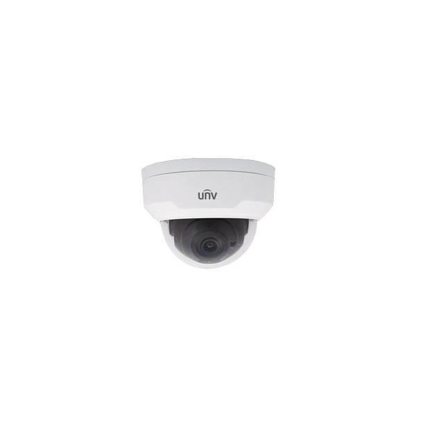 2 MP Outdoor VDS Mini Dome IP67 (-35c), 2-Axis, 4.0mm, Smart IR 30m, WDR, 3DNR, ROI, OSD, 3x Stream, Smart, 30fps 1920x1080, Corridor View.