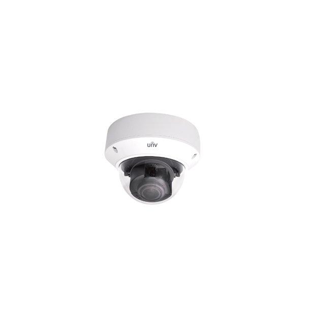 2 MP Outdoor VDP Dome IP67 IK10 (-40c), 2.8-12mm, Starlight, Smart IR 30m, 120dB WDR, 3DNR, ROI, OSD, Smart, 3x Stream, Video Out, 30fps 1920x1080, Corridor View.