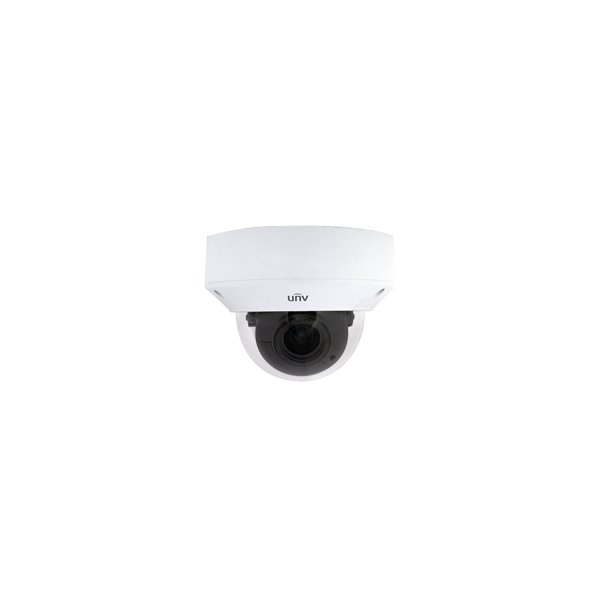 8 MP 4K Outdoor VDP Dome IP67 IK10 (-40c), 2.8-12mm 4x Optical Zoom, Remote Fokus, Smart IR 30m, WDR, 3DNR, ROI, OSD, Smart, 3x Stream, Video Out, 4K 30fps 3840x2160, Corridor View.