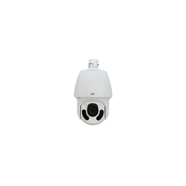 2 MP Outdoor PTZ Dome IP66 (-40c), 30x Zoom, 4.5-135mm, Smart IR 150m, WDR, HLC, 3DNR, ROI, OSD, Smart, 3x Stream, Smart, 30fps 1920x1080.