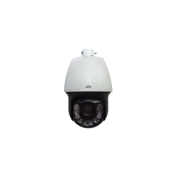 2 MP Udendørs PTZ Dome IP66 (-40c), 22x Zoom, 6.5-143mm, Starlight, Smart IR 200m, Hvid Lys 30m, WDR, EIS, HLC, OSD, Smart, 3x Stream, Smart, Video Out, 60fps 1920x1080.