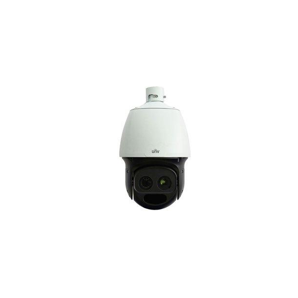 2 MP Udendørs PTZ Laser Dome IP66 (-40c), 33x Zoom, 4.5-148.5mm, Starlight, Smart IR 30m, Vari-Focal Laser IR 30-500m, HLC, OSD, Smart, 3x Stream, 60fps 1920x1080.