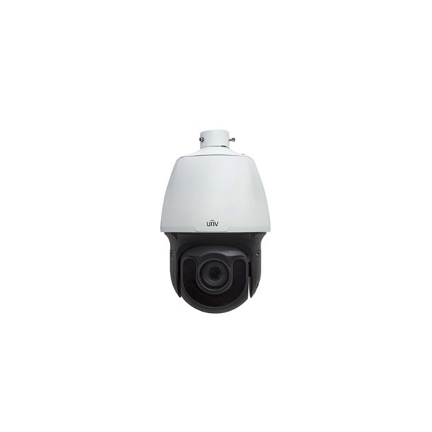 2 MP Outdoor PTZ Dome IP67 (-45c), 44x Zoom, 5-220mm, Starlight, Smart IR 250m, WDR, EIS, Defog, HLC, OSD, Smart, 3x Stream, Smart, Video Out, 60fps 1920x1080.