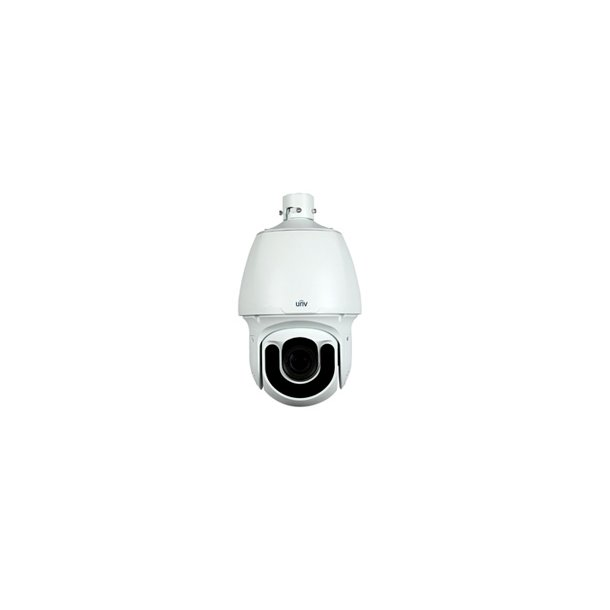 3 MP Udendørs PTZ Dome IP67 (-40c), 33x Zoom, 4.5-148.5mm, Smart IR 200m, WDR, EIS, HLC, OSD, Smart, 3x Stream, Smart, Video Out, 30fps 2048x1536.
