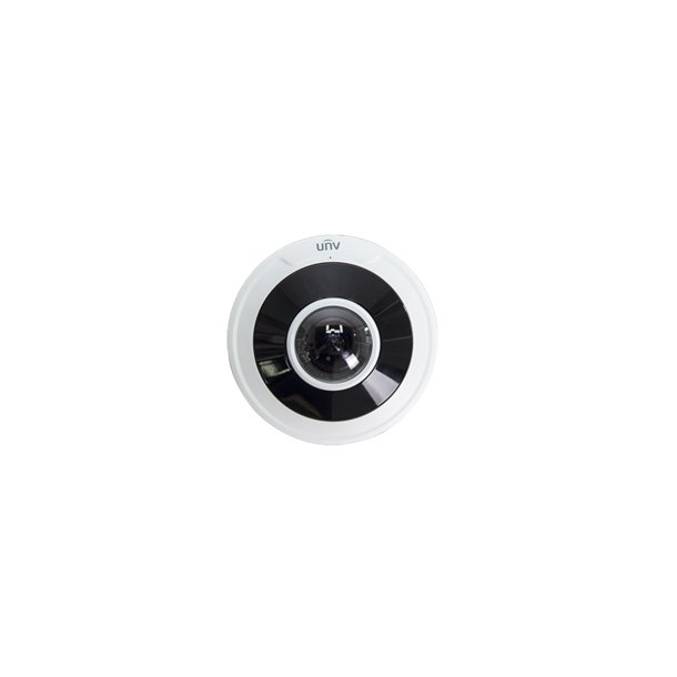 4 MP Outdoor VDP Fisheye Camera 360°/180°, IP66 IK10 (-40c), 1.6mm, Smart IR 10m, WDR, 3DNR, ROI, 25fps 2560x1440.