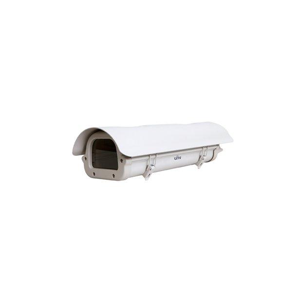 Uniview Udendørs IP66 (-40c) Kamerahus, med Varme og Blæser