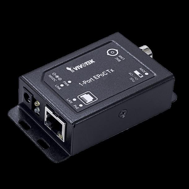 Vivotek 1 Port indendørs EPoC Transmitter modul