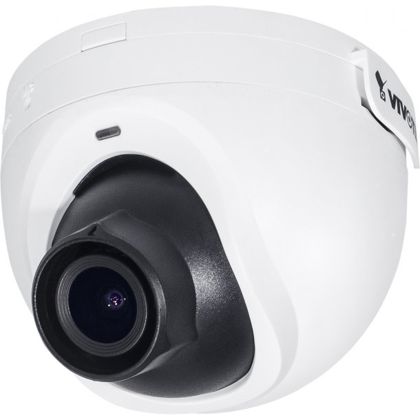 2 MP Indoor Ultra Mini Dome (-20c), 3.6mm, Full HD 15fps 1920x1080p, 30fps 1280x720, 3 strems, ONVIF