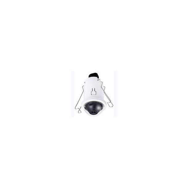 2 MP Indendørs Ultra Mini Dome (-10°C), 2.8mm, WDR Pro, SNV, 3DNR, 3 streams, Corridor View, Fuld HD 30fps 1920x1080p