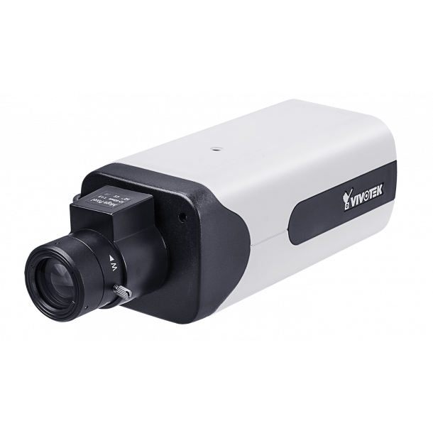 2 MP Indendørs Box, 2M 60fps, H.265/H.264/MJPEG, 12-40mm Linse, RBF, D/N, SNV, WDR pro, 3DNR, Smart stream III, PoE/DC, License Plate Capture