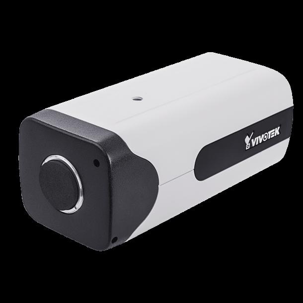5 MP Indendørs D/N Box (-10c), Remote Back Fokus, WDR Pro, SNV, 3DNR, DIS, Smart Stream II, VCA, Defog, GbE Port, 4x Streams, Korridor Visning, 30fps 2560x1920, 60fps 1080p
