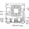 NVR 16 Channel. with VAST, VGA Out, HD view. Auto start when the power fails, Without HDD.