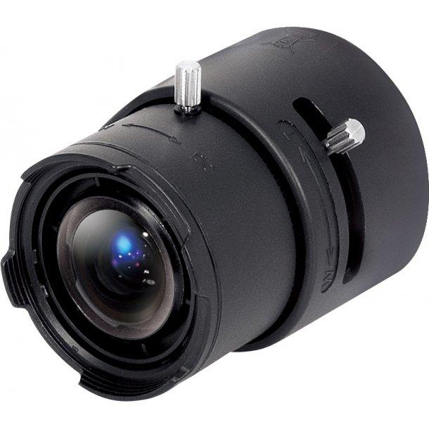 MP Lens. CS Mount. Auto Iris. 1/2,7