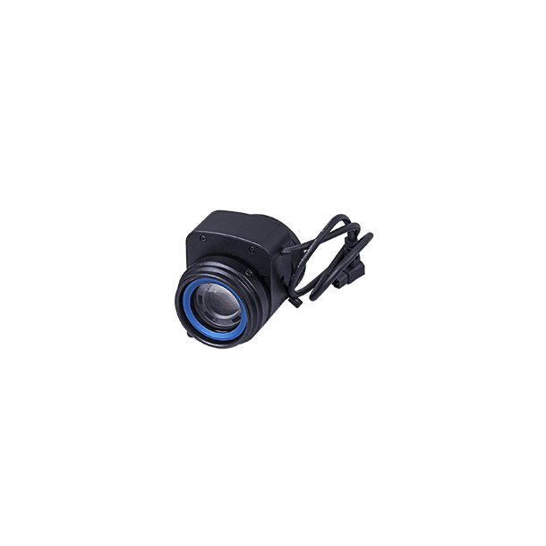 MP Objektiv. CS Mount. Auto Iris. P-Iris. 1/1,7, 12-50mm. F1.8