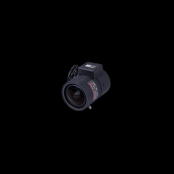 MP Objektiv. CS Mount. Auto Iris. P-Iris. 1/1,8, 3,6-17mm. F1.5