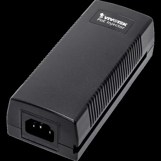 Vivotek Gigabit PoE Injektor, 1000Mbps, 30W, 54V, EU, input 230V