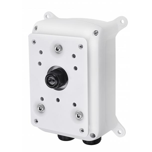 Vivotek Outdoor PSU Junctionbox Input: AC115V-230V, Output: AC24V, 6A