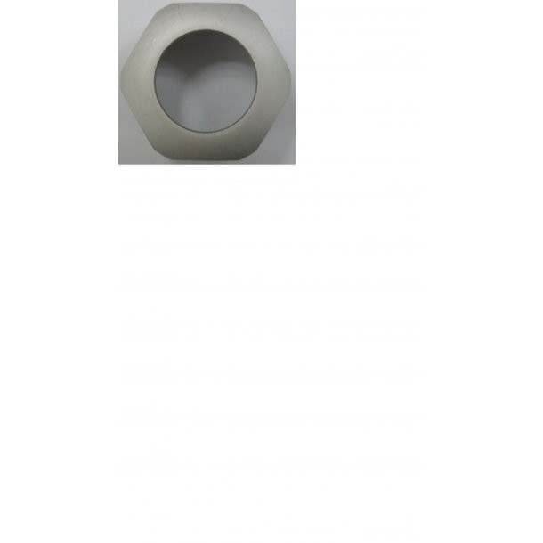 Nuts, M22 x 13, AL, fit to FD8367 Series