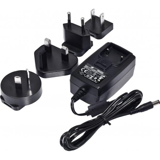 Vivotek PSU 180c, Input: AC100V-240V, Output: DC12V, 2.5A