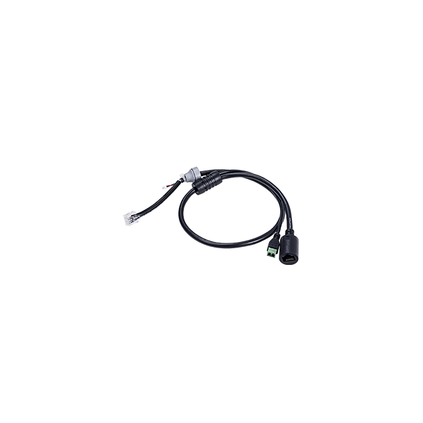 FD8366-V Power cable with I/O