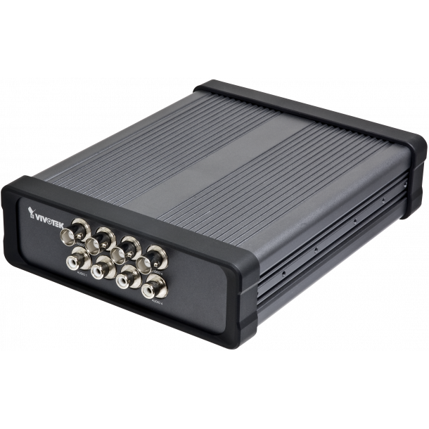 Vivotek Video Server 4 Channel. H.264. 25fps. ONVIF